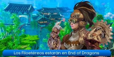 Los Filoetéreos estarán en End of Dragons